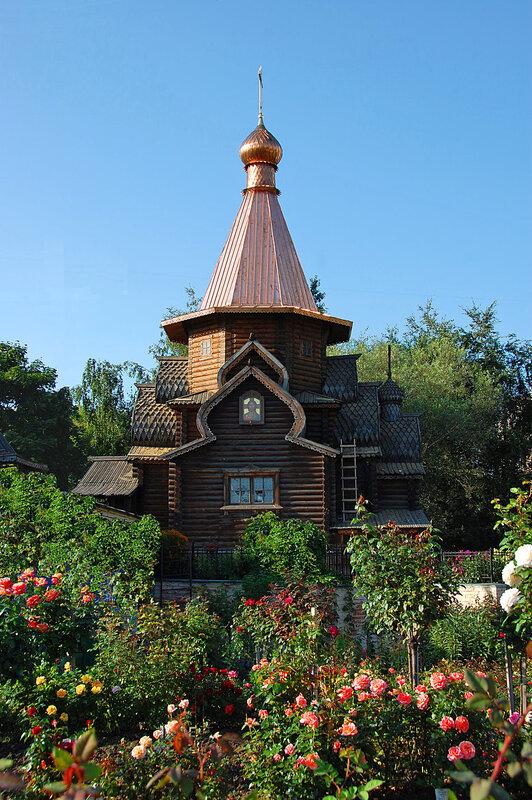 Храм-часовня святителя Алексия
