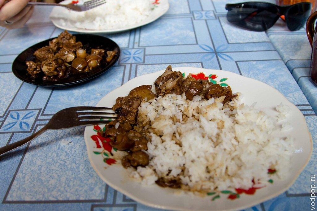 Pork adobo - традиционное филиппинское блюдо