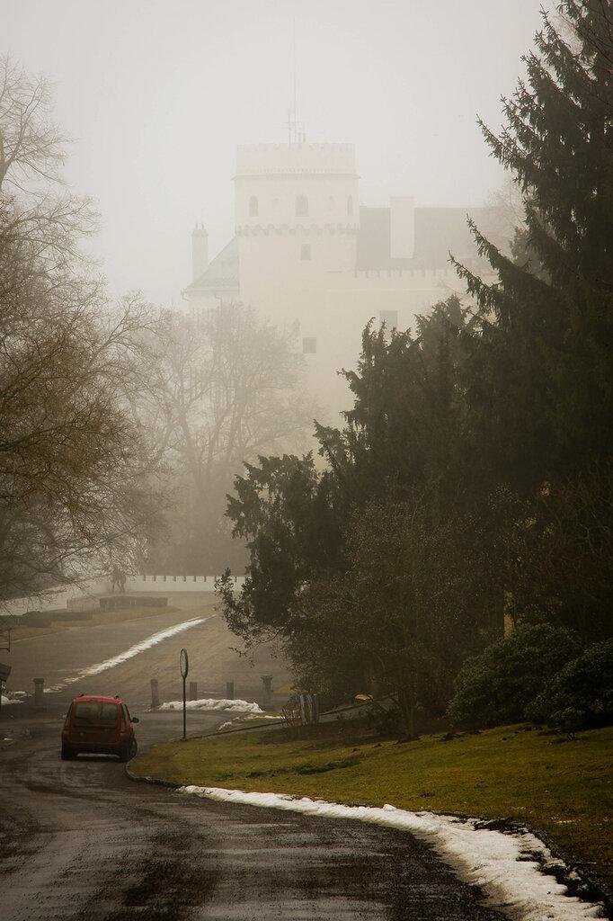 Чехия, Замок Орлик