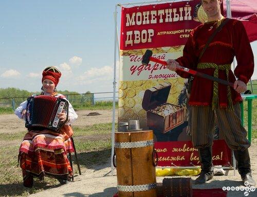 Первый день АлтайФест на Алтае 2013 г.