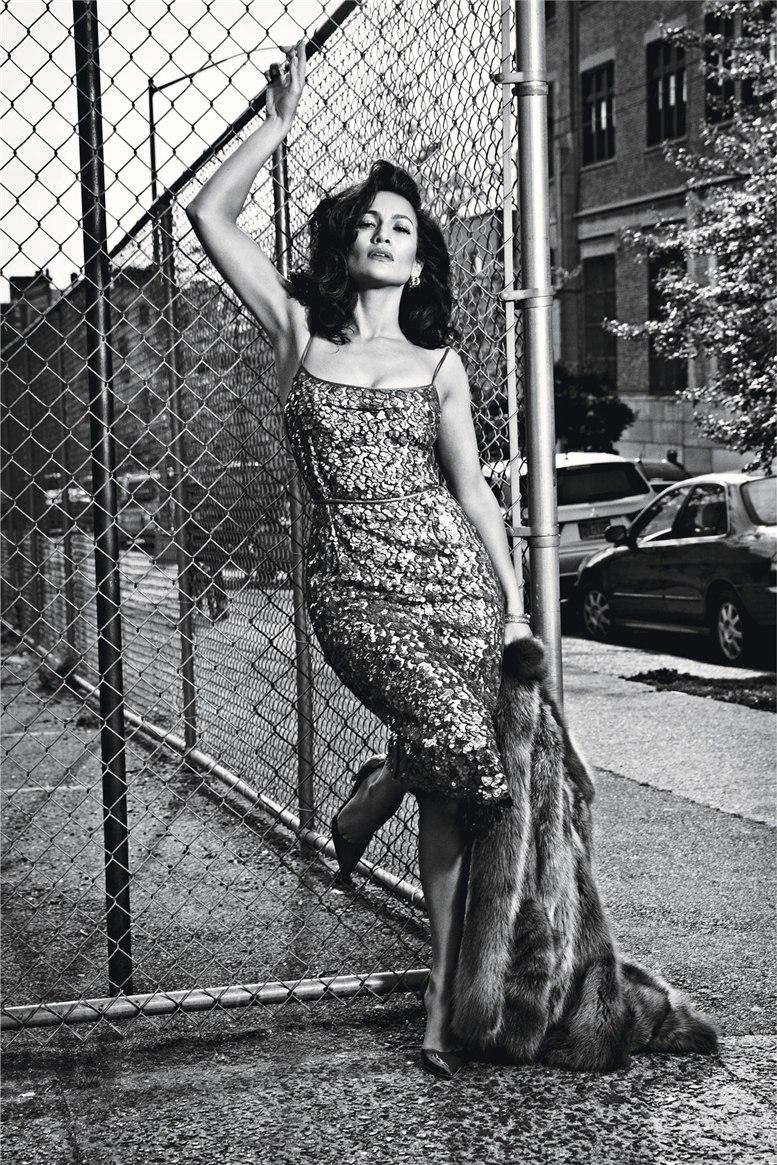 Jennifer Lopez / Дженнифер Лопес, фотограф Mario Sorrenti / W Magazine august 2013