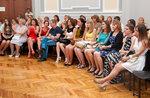 2013 год. Вручение дипломов выпускникам Гуманитарного факультета ГУАП