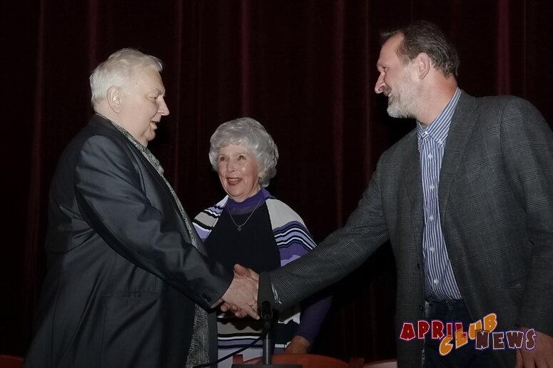 Михаил Державин, Вера Васильева, Федор Добронравов