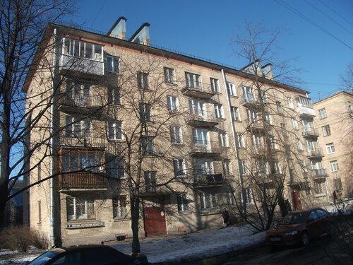 пр. Елизарова 31к1