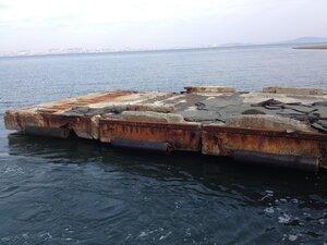 Во Владивостоке полностью остановлены морские пассажирские перевозки