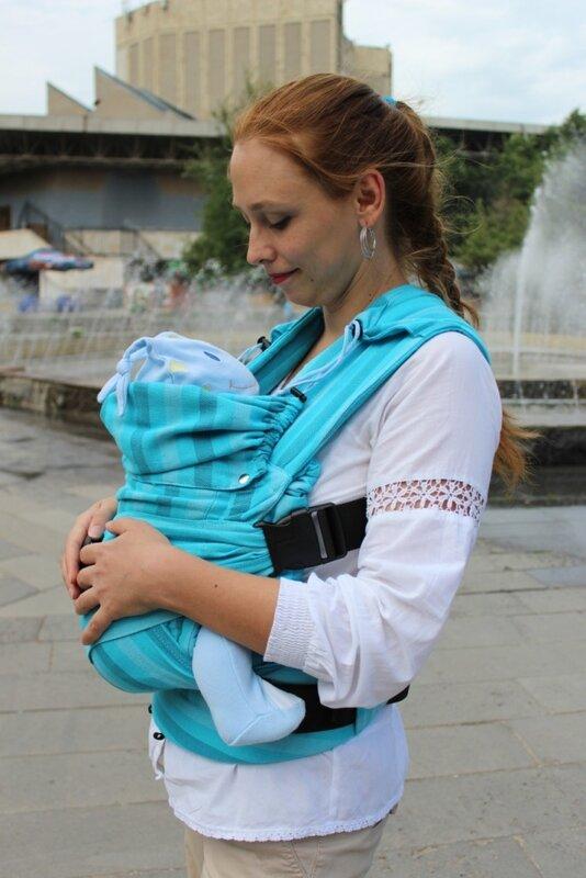 Рюкзак Гусленок с 2 месяцев
