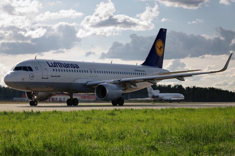 Lufthansa D-AIZR