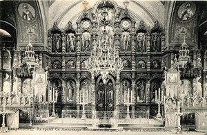 В храме Св.Александра Невского