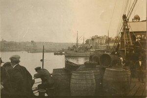 Севастополь. В порту.
