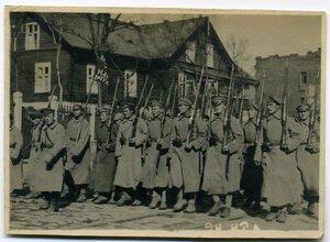 Вступление НРА ДВР во Владивосток 25 октября 1922 года.