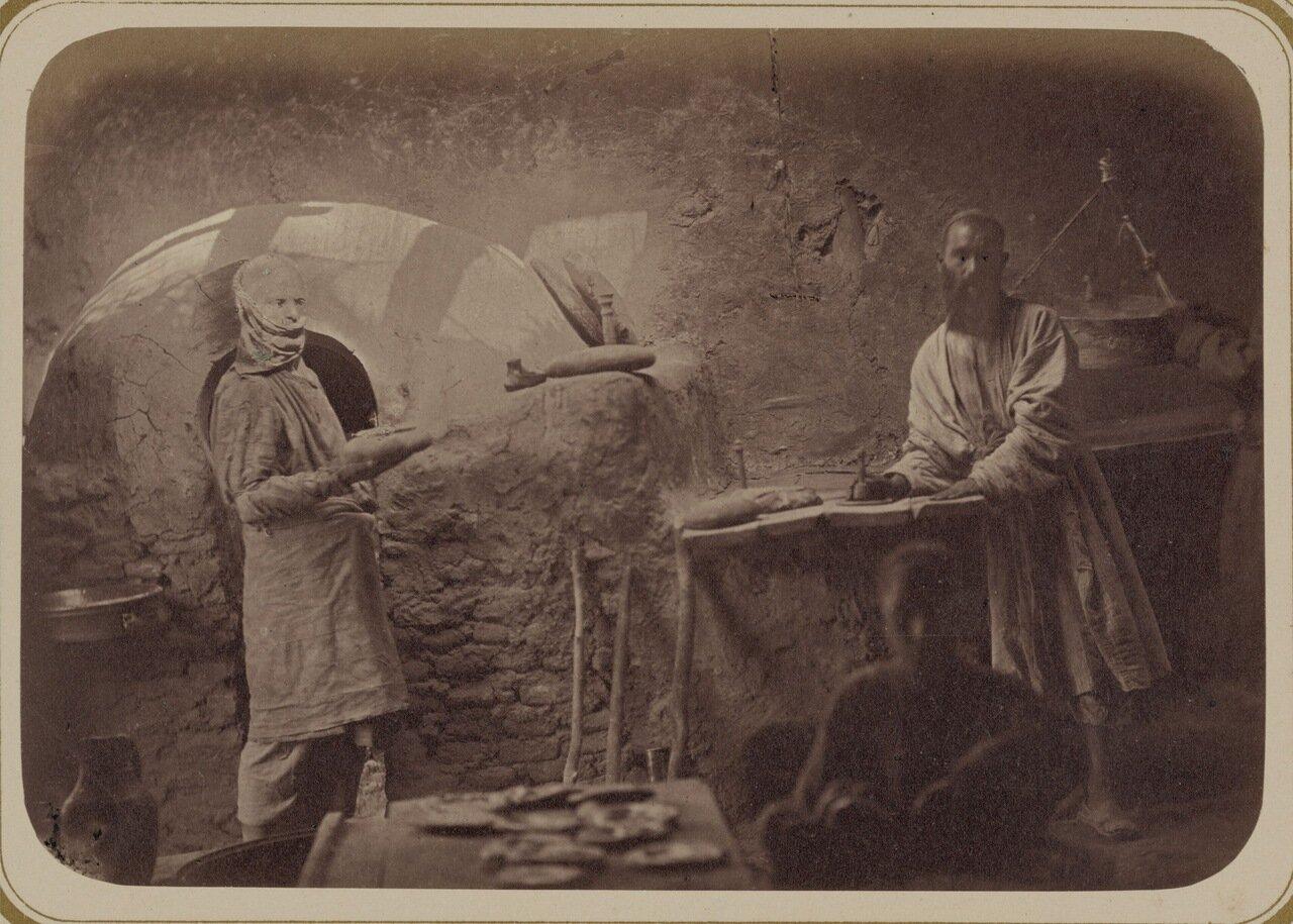 Пекарное производство. Пекарня