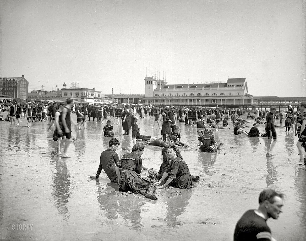 1905. Песок в чулках