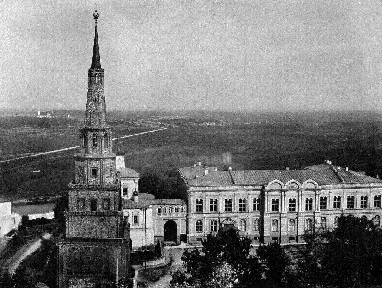 Башня Сумбеки