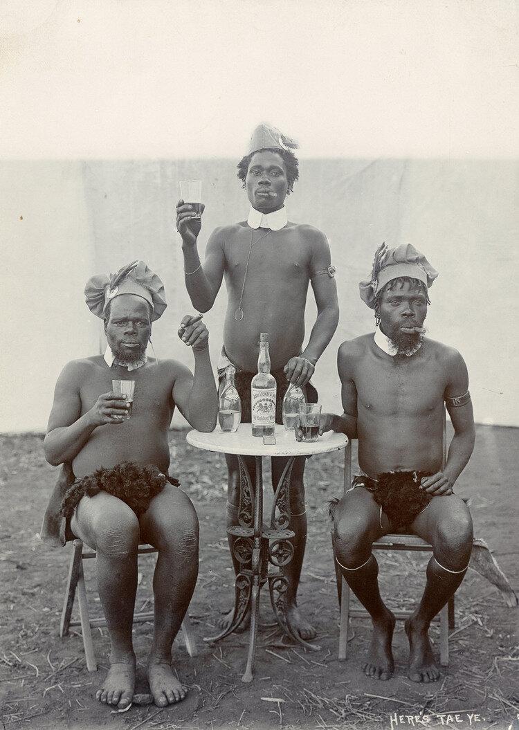 Южная Африка, 1903