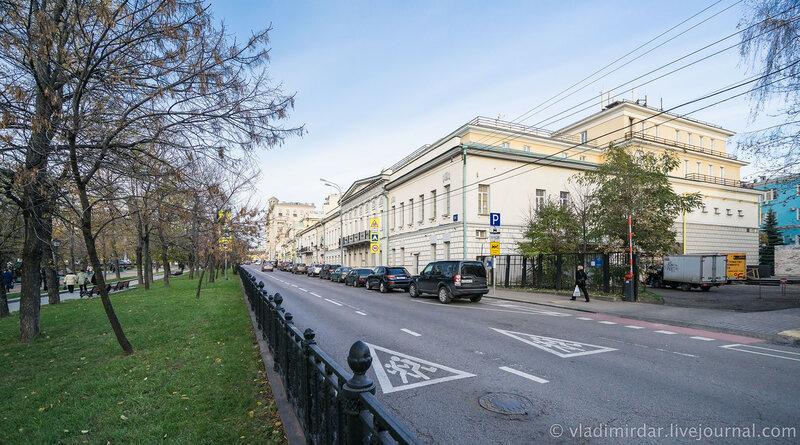 Усадьба Римского-Корсакова, Тверской бульвар, 26.