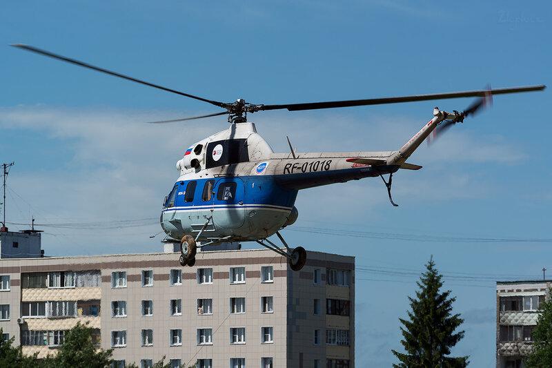 Миль Ми-2 (RF-01018) D800670