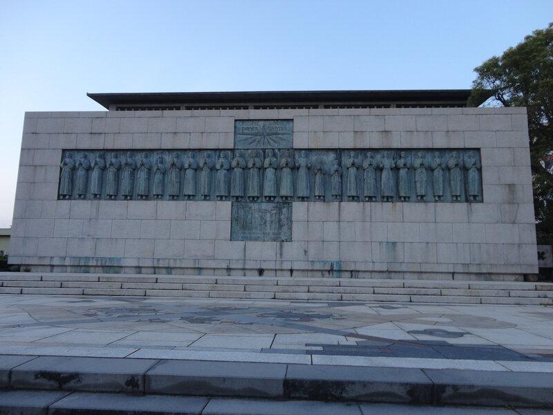 Мученики в Нагасаки - неядерные,