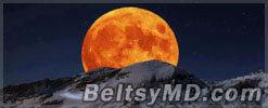 23 июня — луна будет нам казаться больше и ярче