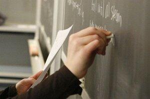 Учителя Молдовы требуют повышения зарплат