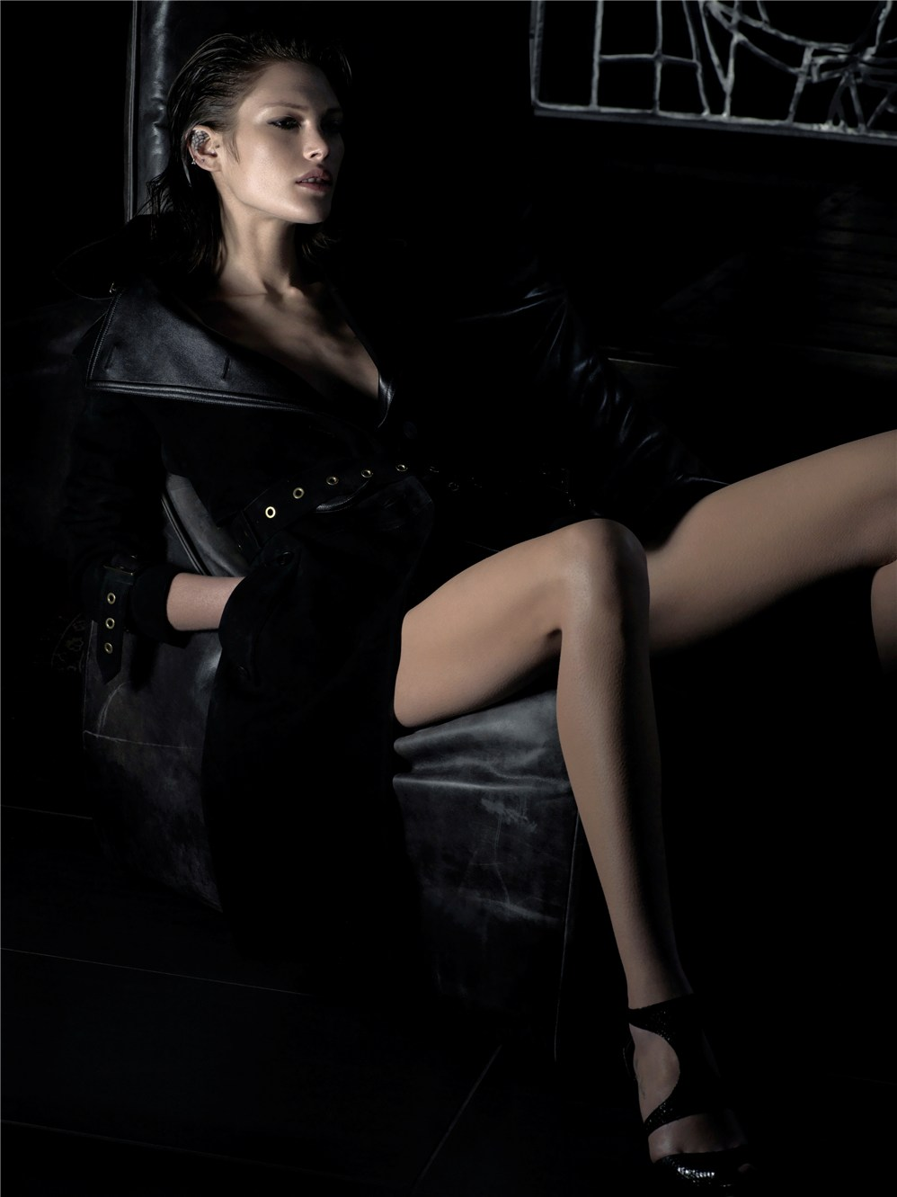 Кэтрин МакНейл / Catherine McNeil by Wing Shya in Numero may 2013