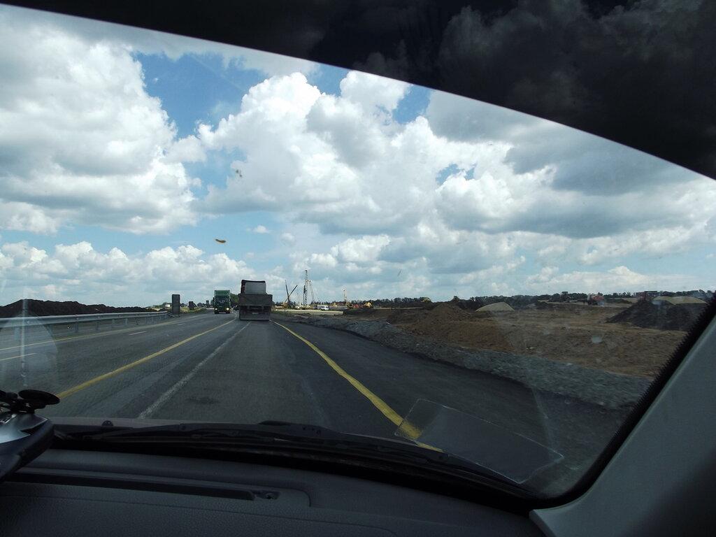 М4 ДОН 907 км 877 км Тарасовский Глубокий реконструкция автодор дорожники южная развязка