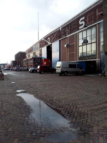 Бывшие склады NSDM