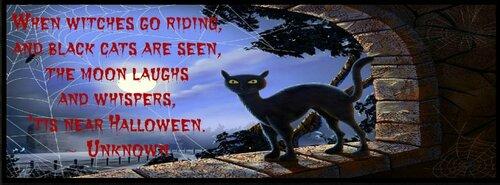 Хэллоуинские открытки