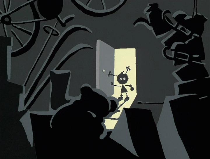 Про Девочку, которая нашла своего мишку (2002) DVDRip
