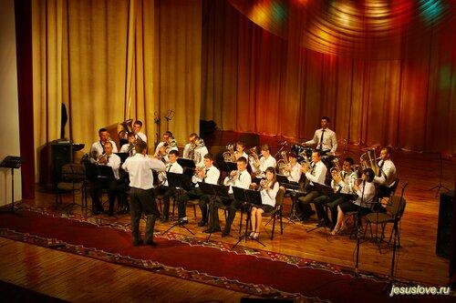Всеукраинский фестиваль духовых оркестров 2013. Заключительный гала-концерт
