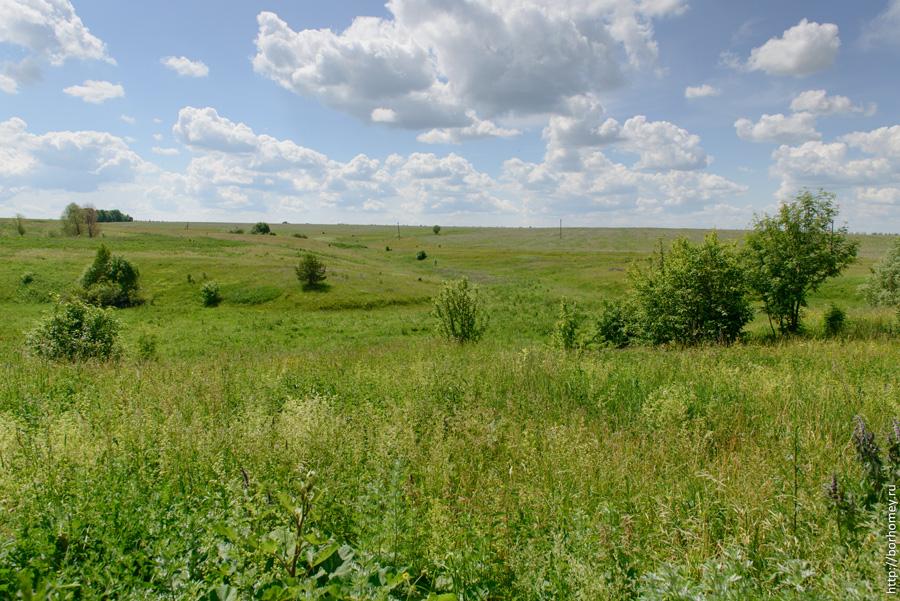 пейзажи нижегородской области