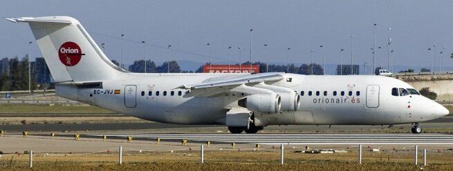 Авиакомпания Орионэйр (Orionair). Официальный сайт.2