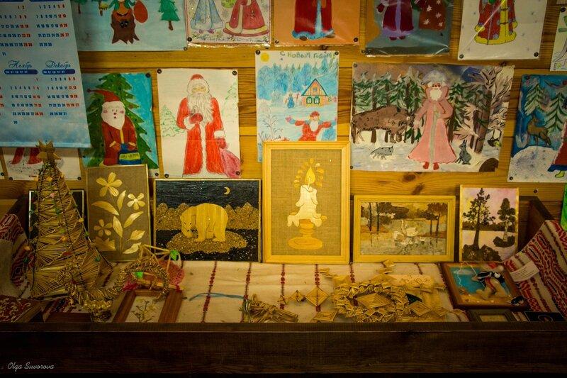 Поместье белорусского Деда Мороза 43