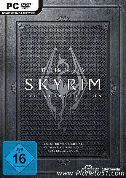 The Elder Scroll V: Skyrim. Legendary Edition (2013/RUS/ENG/Full/Repack)