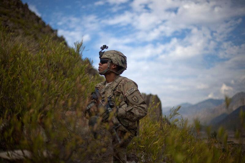 Американские военные в Афганистане 51