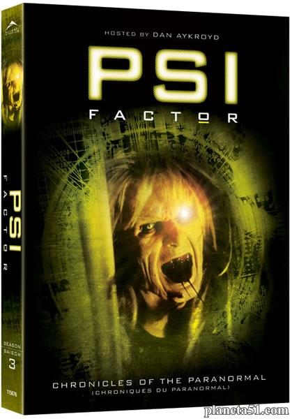 Пси фактор: Хроники паранормальных явлений (1-4 сезоны из 4) / Psi Factor: Chronicles of the Paranormal / 1996-2000 / ПМ / DVDRip