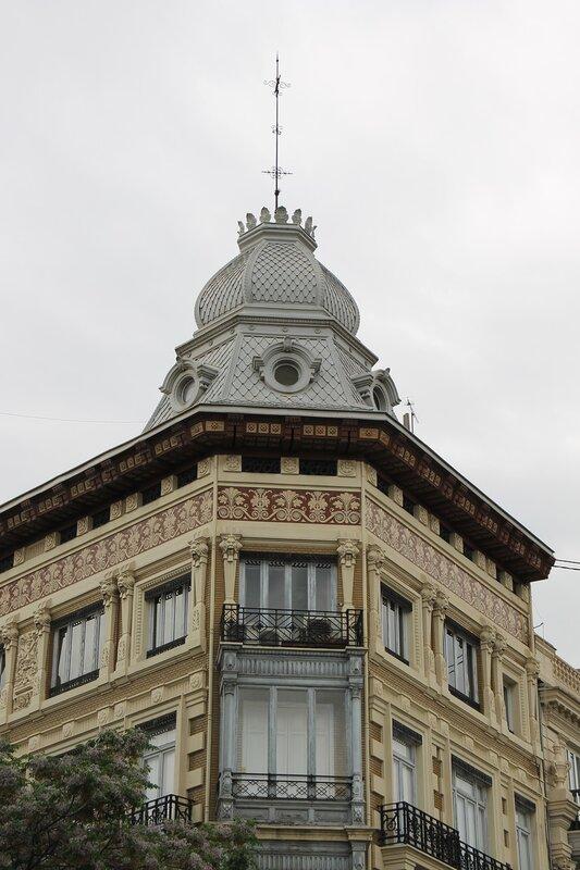 Валенсия. Площадь Королевы (Plaza de la Reina)