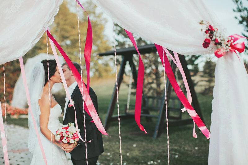 Торжественная часть свадьбы это