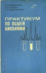Книга Практикум по общей биохимии, Филиппович Ю.Б., Егорова Т.А., Севастьянова Г.А., 1982