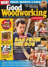 Журнал Книга Good Woodworking № 295 August 2015