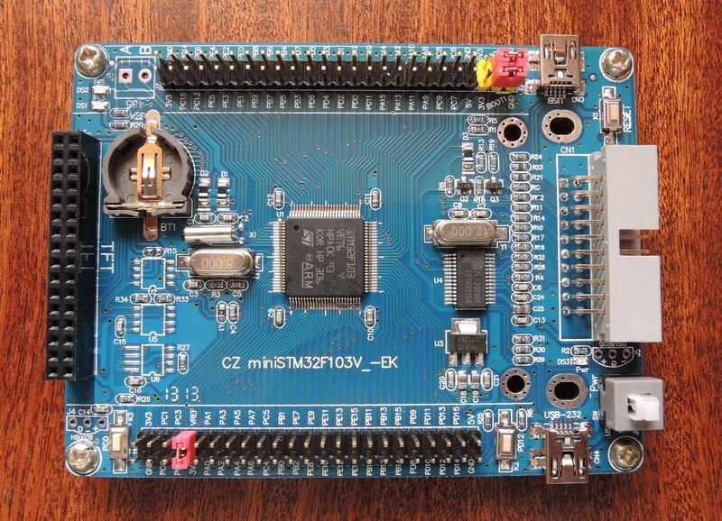 CZ miniSTM32F103V