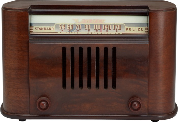the background and history of the radio