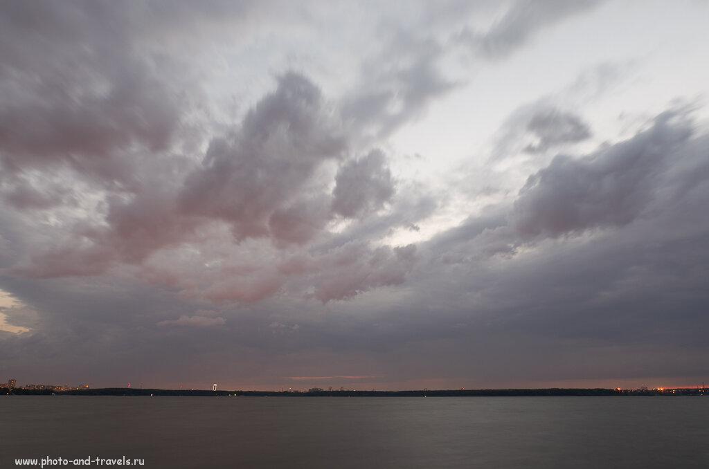Samyang 14 mm/2.8 на кропе Nikon D5100 показывает красивое небо