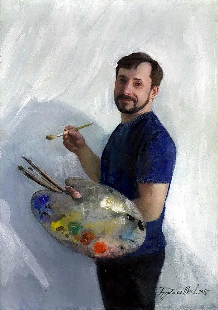 Алексей Буртасенков