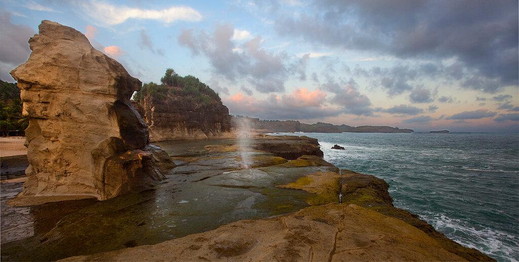 Причуды природы: необычные места Мира в фотографиях