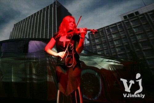 Kia Quoris - премьера Барнаул 3 октября 2013г