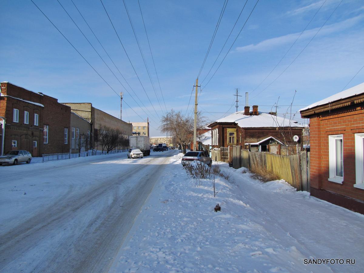 Дом №42 по улице Иванова