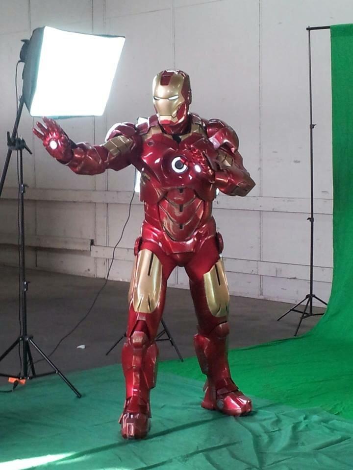 Железный человек как его сделать из железа 780