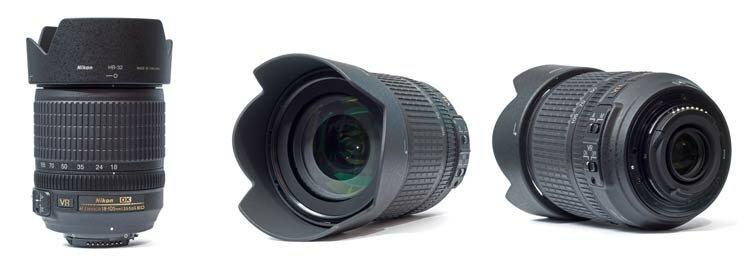 Обзор объектива Nikon 18-105mm f/3.5-5.6G AF-S ED DX VR Nikkor