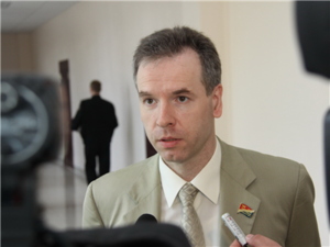 Fisheries in the Maritime region will be led by Alexander Perednya