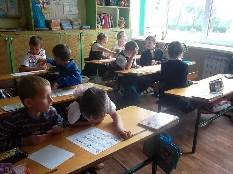 Учительница укусила школьницу во время урока